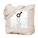 Sex Symbols Vertical Tote Bag