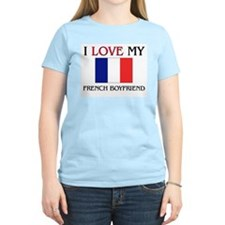 I Love My French Boyfriend T-Shirt