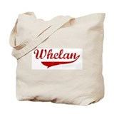 Whelan (red vintage) Tote Bag