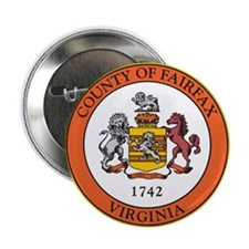 FAIRFAX-COUNTY-SEAL 2.25 Button (100 pack)