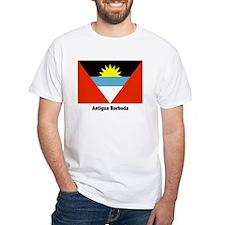 Antigua Barbuda Flag (Front) Shirt