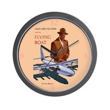 Funny Howard Wall Clock