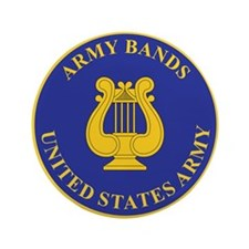 ARMY-BANDS 3.5 Button (100 pack)