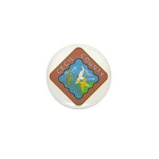 CECIL-COUNTY-SEAL Mini Button (100 pack)