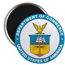 DEPARTMENT-OF-COMMERCE-SEAL Magnet