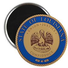 LOUISIANA-SEAL Magnet