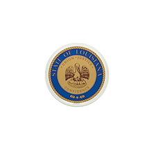 LOUISIANA-SEAL Mini Button
