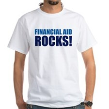 Financial Aid Rocks! Shirt