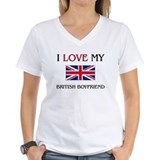I Love My British Boyfriend Shirt