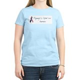 Awareness Women's Pink T-Shirt