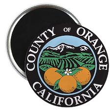 ORANGE-COUNTY Magnet