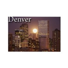 Denver Rectangle Magnet