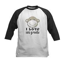 I Love First Grade Tee