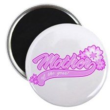 """Mother of the Year 2.25"""" Magnet (100 pack)"""