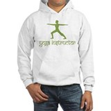 Yoga Instructor Jumper Hoody