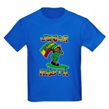 Junior rasta! T
