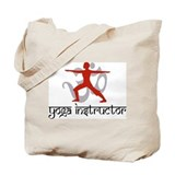 Yoga Instructor Tote Bag