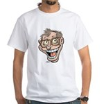 Manic Howie White T-Shirt