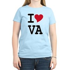 I Heart VA T-Shirt