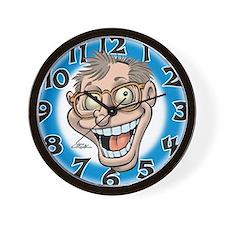 Manic Howie Wall Clock