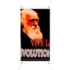 Vive La Evolution Banner