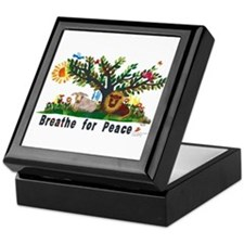 Breathe for Peace - Keepsake Box