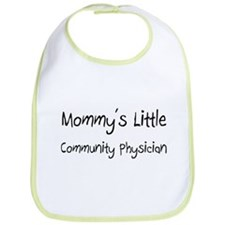 Mommy's Little Community Physician Bib