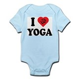 I Love Yoga Onesie