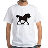 Friesian Black Horse Shirt