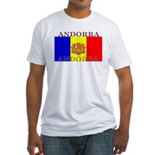 Andorra Andorran Flag Shirt