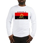 Angola Angolan Flag Long Sleeve T-Shirt