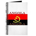 Angola Angolan Flag Journal