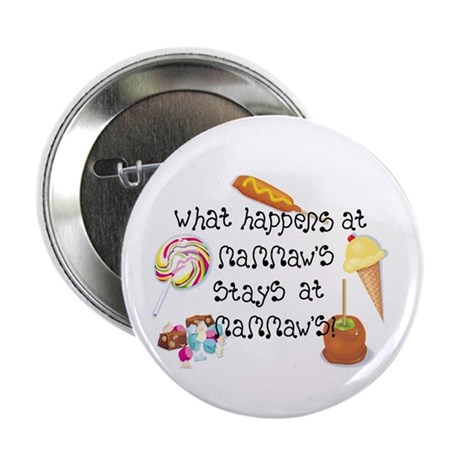 "What Happens at Mammaw's... 2.25"" Button (10 pack)"