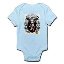 Holmes Family Crest Infant Creeper