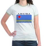 Aruba Aruban Flag T