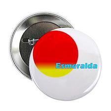 "Esmeralda 2.25"" Button"