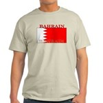 Bahrain Bahraini Flag Light T-Shirt