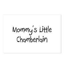 Mommy's Little Chamberlain Postcards (Package of 8
