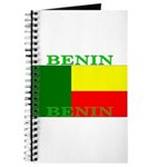 Benin Flag Journal