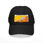 Bhutan Flag Black Cap