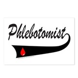 PHLEBOTOMIST Postcards (Package of 8)