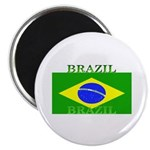 Brazil Brazilian Flag Magnet
