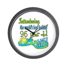 Best Looking 96th Wall Clock