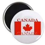 Canada Canadian Flag Magnet