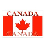 Canada Canadian Flag Postcards (Package of 8)