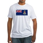 Cayman Islands Fitted T-Shirt