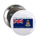 Cayman Islands Button