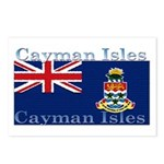 Cayman Islands Postcards (Package of 8)
