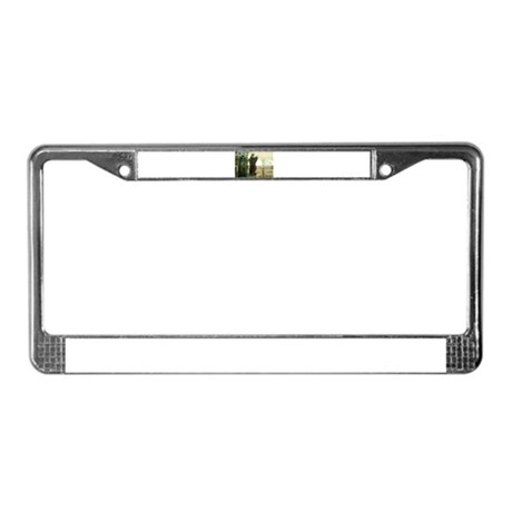 LIBRARY OF CONGRESS MOSES License Plate Frame