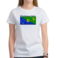 Christmas Island Women's T-Shirt